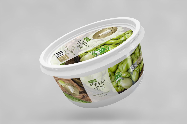 Boite salade – LA TOQUE D'OR