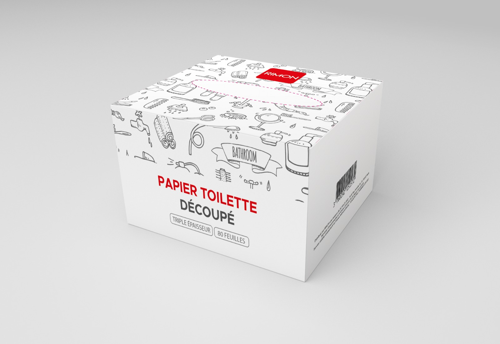 Packaging Papier toilette – RIMON